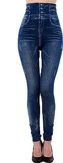 BASIC APPAREL USA Premium Ultra Soft High Waisted, Solid, Full Leggings for Women - Regular and Plus Size