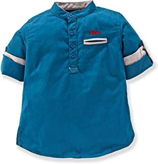 TONYBOY Baby-Boy's Regular Fit Shirt