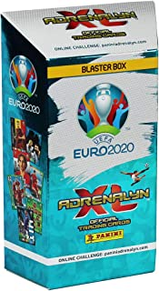 Panini France SA 2602-045 Uefa Euro 2020 Adrenalyn Xl Trading Cards – Scatola Vip da 61 carte !