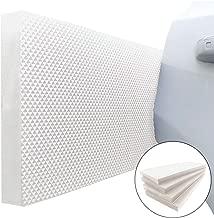 Ampulla Garage Smith Garage Wall Protector Car Door Protectors, Designed in Germany (4-Pack White)