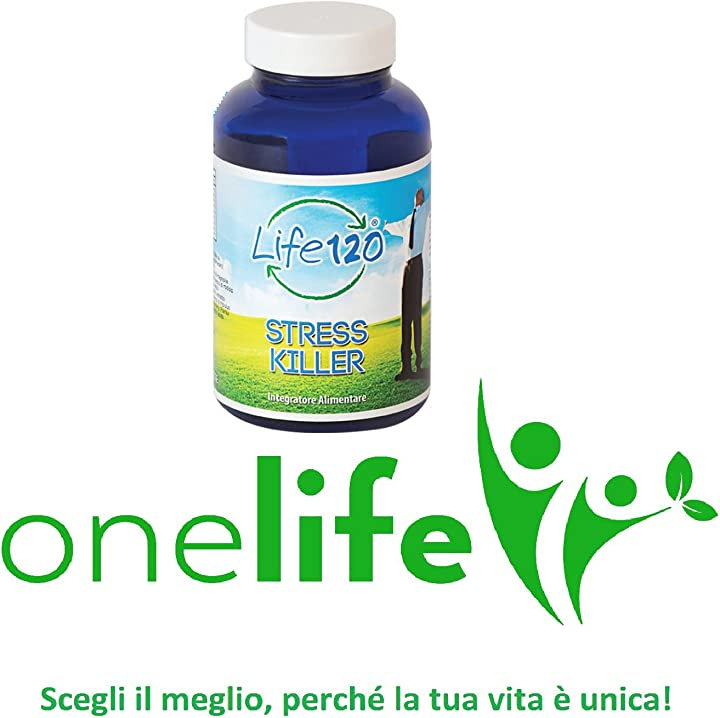 Stress killer di life 120   90 compresse integratore 0806802819075