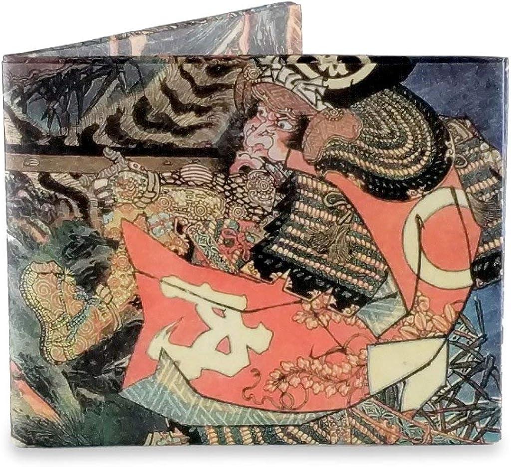 Tiger Warrior Mighty Wallet   Tyvek Wallet   Paper Wallet   micro wallet   minimalist wallet