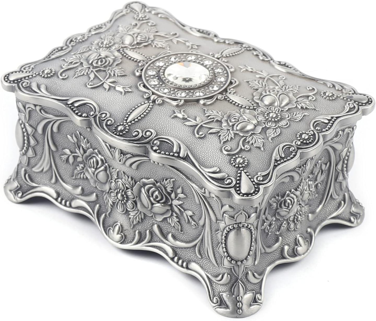 Gdrasuya10 Palace Retro Style Ranking TOP9 Jewelry Storage Trink Dealing full price reduction Vintage Box