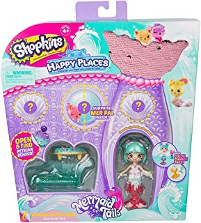 Shopkins Happy Places Surprise Me Pack - Relaxing Ripples Lounge