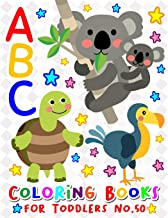 ABC Coloring Books for Toddlers No.50: abc pre k workbook, KIDS 2-4, abc book, abc kids, abc preschool workbook, Alphabet ...