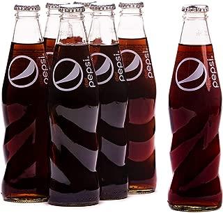 Diet Pepsi, Glass Bottle, 6 x 250ml