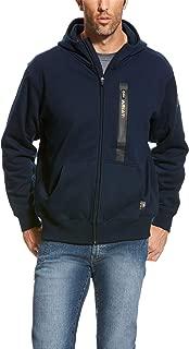 Men's Rebar Full Zip Hoodiesweatshirt