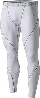 TESLA Men's Compression Pants Baselayer Cool Dry Sports Tights Leggings MUP09 MUP19