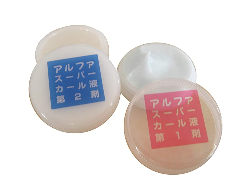 不毛の流星モナリザ★☆5分でかかる!つけまつげ用まつげパーマ液 約50回分 超特価☆★