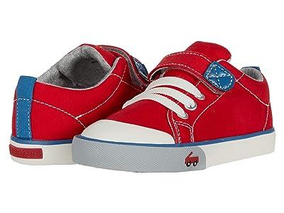 See Kai Run Kids Stevie II (Toddler/Little Kid) (Red/Blue) Boy