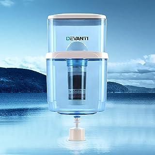 Devanti 22L Water Dispenser Purifier Filter Bottle Container 6 Stage Filtration