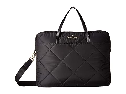 Kate Spade New York Quilted Universal Slim Laptop Commuter