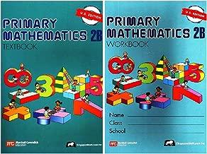 Primary Mathematics 2B SET--Textbook and Workbook