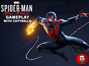 Clip: Marvel's Spider-Man: Miles Morales Gameplay with Cottrello