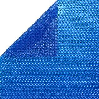 INTERNATIONAL COVER POOL Cubierta de Burbujas 600 micras para Piscinas de 2x3 Metros (Sin Refuerzo).