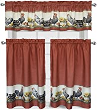 Best kitchen curtains country Reviews