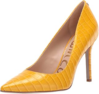 2a87abb5e9f Amazon.com: Yellow - Pumps / Shoes: Clothing, Shoes & Jewelry