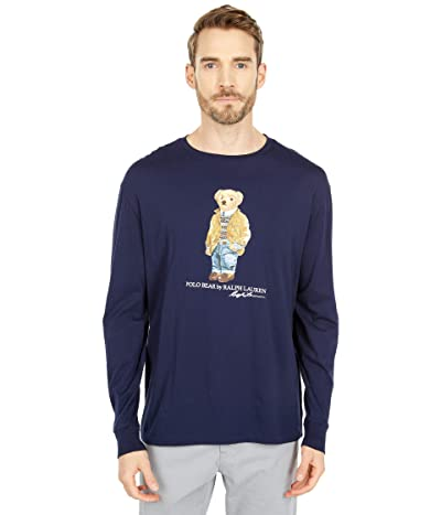 Polo Ralph Lauren Bear T-Shirt (Cruise Navy) Men
