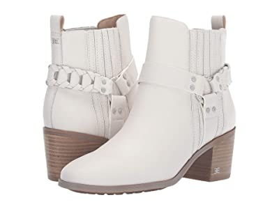 Sam Edelman Dalma (Bright White Vaquero Saddle Leather) Women