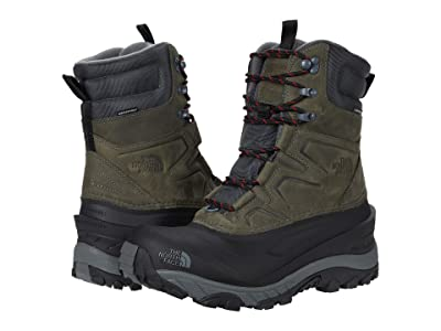 The North Face Chilkat 400 II (Zinc Grey/TNF Black) Men