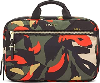 TUMI - Voyageur Madina Cosmetic Bag - Luggage Accessories Travel Kit for Women - Lily Abstract