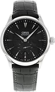 Artelier Small Second Automatic Black Dial Mens Watch 01 623 7582 4074 07 5 21 71FC