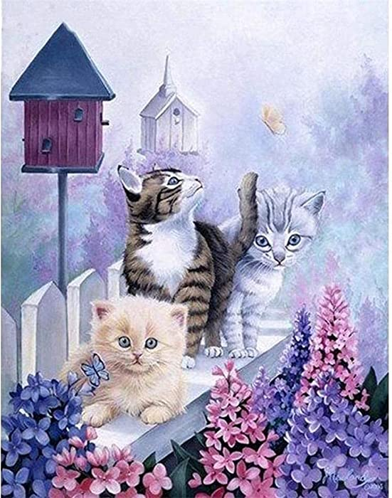 Updated 2021 – Top 10 Counted Cross Stitch Kits Garden
