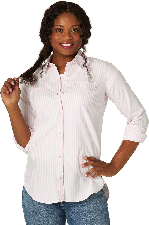 Riders by Lee Overseas parallel import regular item Indigo Austin Mall Women's Wrinkle Sleeve Free Long Tunic