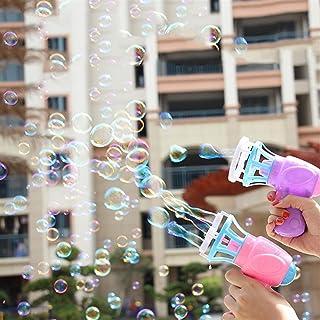 Bubble Machine Automatic Crab Bubble Machine Musical Bubble Maker Light Electric Bubble Make Bath Baby Toy Fun Bath Shower...