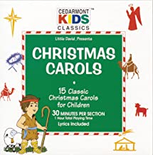 cedarmont kid songs christmas