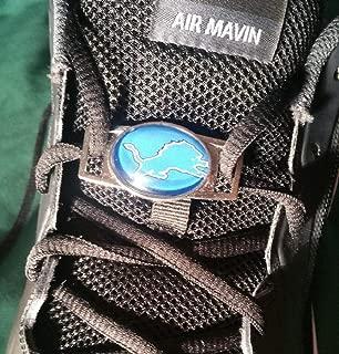 team logo shoelaces
