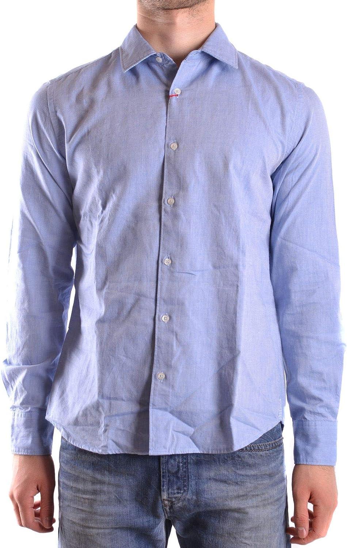 Altea Women's MCBI29595 Light bluee Cotton Shirt