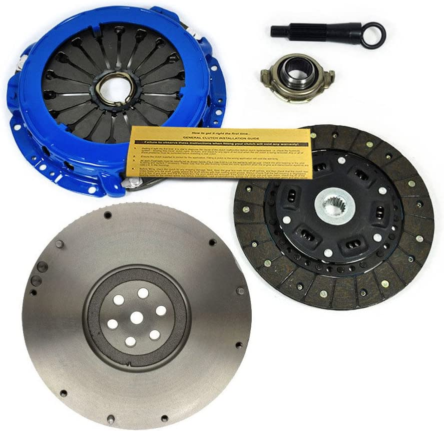 EFT STAGE 2 CLUTCH Super sale period limited KIT+ HD WORKS FLYWHEEL CAST WITH KI Complete Free Shipping 2004-2009