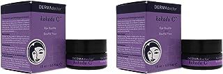 DERMAdoctor Kakadu C Eye Souffle - Pack of 2 For Women 0.5 oz Cream