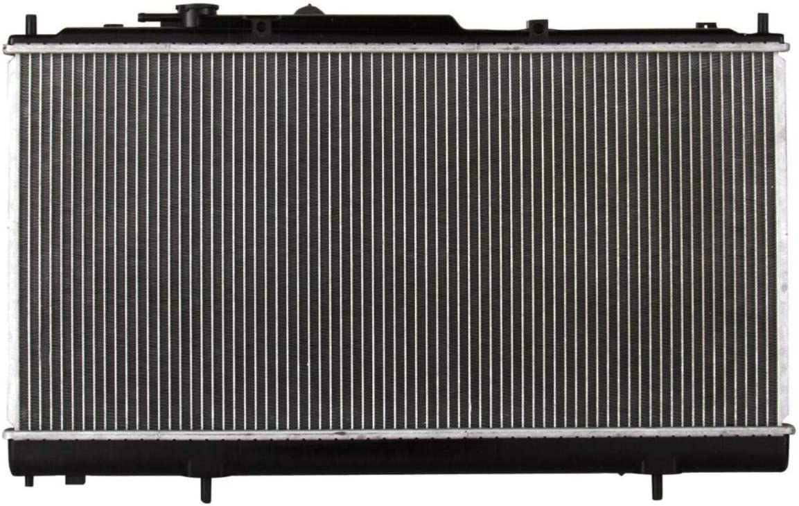 BOERLKY Automotive Radiators 1Pc Automatic 2 Max 55% OFF Row Cu For Radiator Limited price