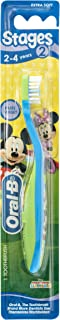 Oral-B Stages 2 Mickey 2 to 4 Years Toothbrush Extra Soft