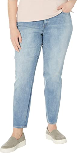 Plus Size Ami Skinny Jeans in Biscayne
