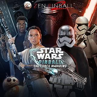 Zen Pinball 2: Star Wars Pinball: The Force Awakens Pack (5-Way Cross-Buy) - PS4 [Digital Code]