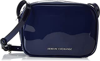 Armani Exchange MINI TRACOLLA IN VERNICE   A X Store