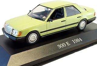 Mercedes-Benz 300 E 1984 Year German Executive Car 1/43 Collectible Model Vehicle 4-Door Saloon Car by Automotive Manufacturer Mercedes-Benz