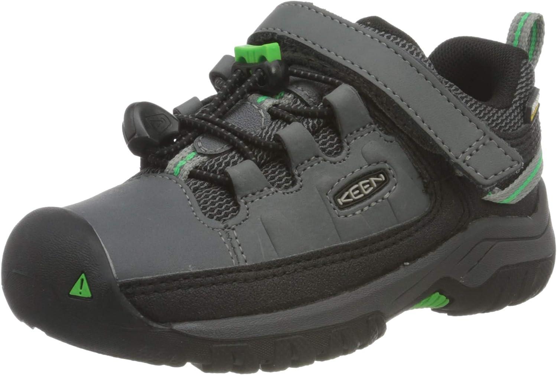 KEEN Kids' Targhee Low Waterproof Hiking Shoe