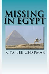 Missing in Egypt (Anna Davies Mystery Series Book 1) Kindle Edition