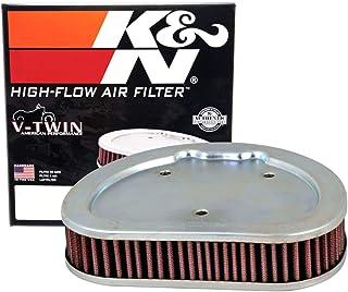 K&N Engine Air Filter: High Performance, Powersport Air Filter: Fits 2008-2014 HARLEY DAVIDSON(FLTRX Road Glide Custom, FLHR Road King, FLHRC, FLHTC Electra Glide, and other select models) HD-1508