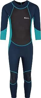 Mountain Warehouse Kids Full Wetsuit - UPF50+ Kids Wetsuit