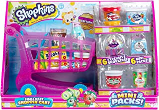 Shopkins 57366 Play Figures For Girls 3 - 10 Years,Multi color