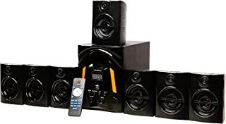 Krisons Jazz 7.1 Bluetooth Home Theater System