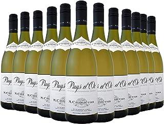 京橋ワイン シャプティエ・ペイ・ドック・ブラン 12本