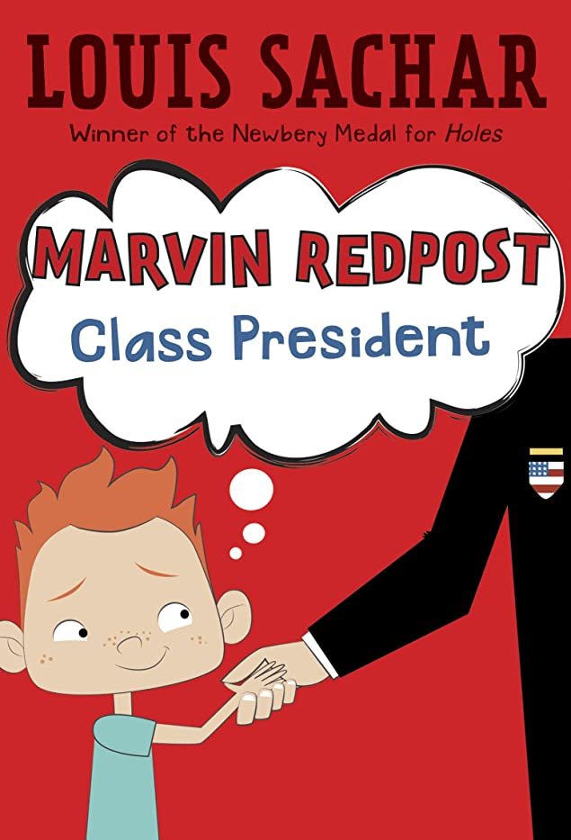 日焼けデコードする染料Marvin Redpost #5: Class President (English Edition)