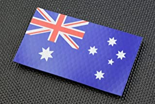 Solas Reflective Australian Flag Patch AUS Police Army Navy Air Force Digger ADF