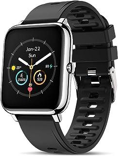 CanMixs Smartwatch Reloj Inteligente con 1.4